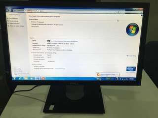Dell LCD Computer Monitor