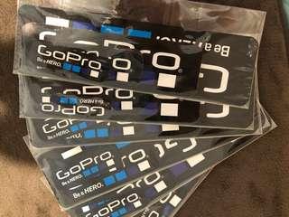 Gopro 正版貼紙
