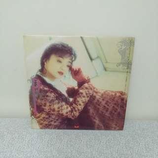 89年陳慧嫻千千闕歌lp黑膠唱片有簽名