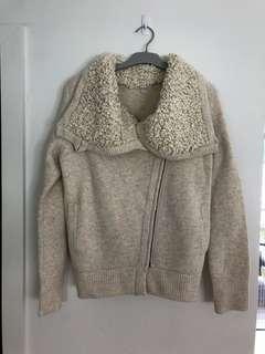 Gap woollen cardi - medium