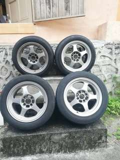 "SPORTRIM REGAMASTER ""15"" FOR ALZA N MYVI"