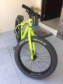 Sunpeed Fat Bike 26x4.0