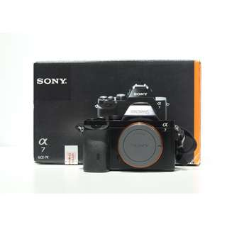 Sony A7 Mirrorless Camera Body Only