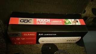GBC LAMINATOR A4 size