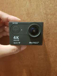 AKASO Action Camera EK7000 ULTRA HD WIFI