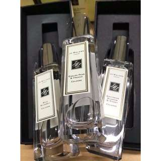 Jo Malone 30ml ( English Pear, Nectarine and Wild Blue Bell )