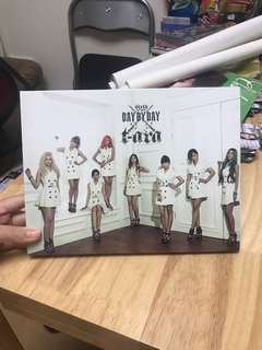 T-ara Day by day專輯