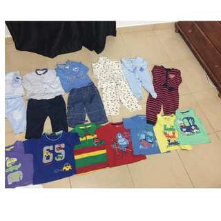 Baby Boy cloths