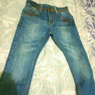 Jeans Levis Anak 4th