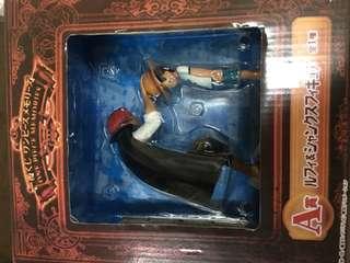海賊王-番賞A賞紅髮傑克+魯夫