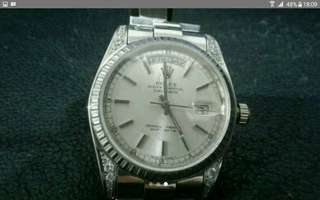 Rolex president 118239