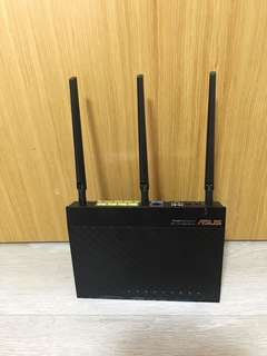 Asus RT-AC66U Dual Band Gigabit Router