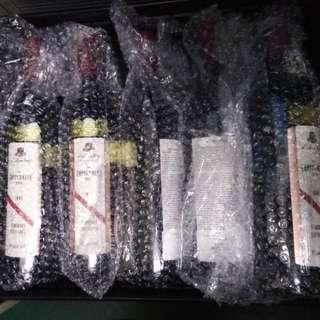 D'ARENBERG COPPERMINE ROAD CABERNET SAUVIGNON 2001 紅酒