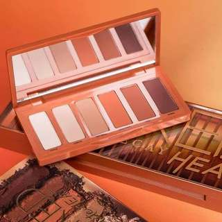 Urban Decay Naked Petite Heat Pallete (PO Handcarry Bangkok)