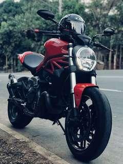 Ducati Monster 821 (2015)