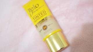 Belo Tinted Sunscreen 50ml