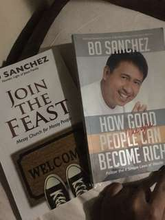 Bo Sanchez Books