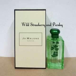 Jomalone wild strawberry&Parsley