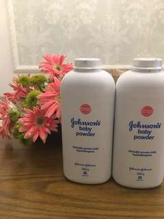 (Blessing With Purchase) Johnson's Baby Powder