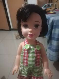 Snowhite toddler doll