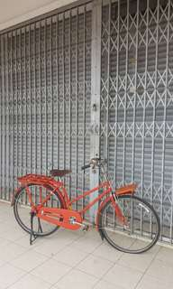 Old Postman Bicycle