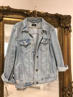 Dotti Oversized Denim Jacket