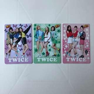 Twice Yes! Card 第35期 夜光卡