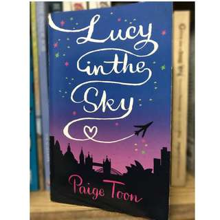 Paige Toon - Lucy in the sky