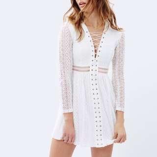 Bardot Dress Sz 6