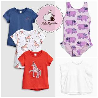 KIDS/ BABY - Tshirt/ Swimsuit
