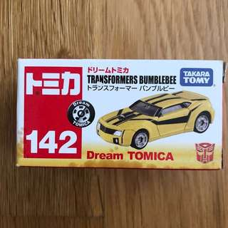 Dream Tomica 142 - Transformers Bumblebee