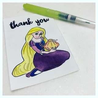 Chapter 2 [Disney Series] #10 Rapunzel