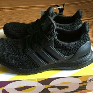Adidas Ultra Boost 4.0 BB6166 全黑