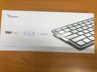 Wireless keyboard Alcatroz