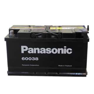 PANASONIC DIN100 MF CAR BATTERY