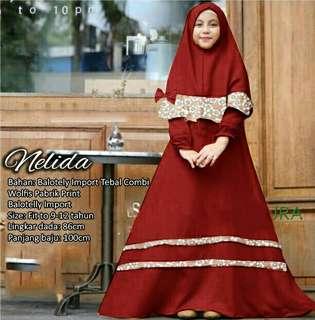 Baju Muslim Anak Nerida