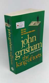 (Novel Import) The King of Torts-John Grisham