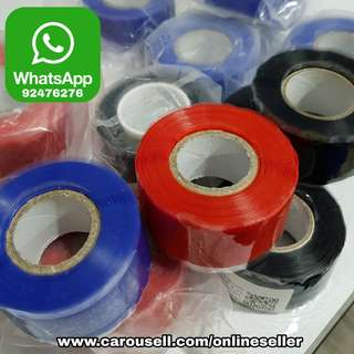 Waterproof Silicone Self Fusing Tape