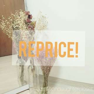 REPRICE ALL ITEMS SOON!!!!!