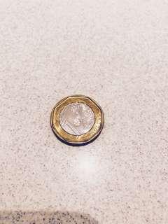 Sian 1 dollar coin