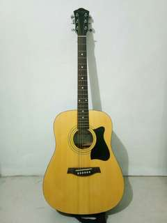 Lyric Heritage Acoustic Guitar (Model E1960)