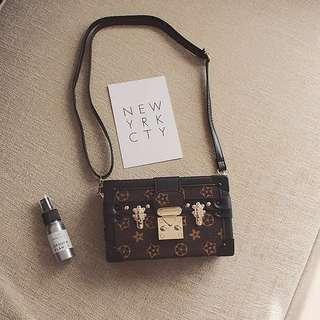 NEW Crossbody Box Bag
