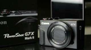 Kredit Proses 3 Menit Tanpa Cc, Kamera Canon G7X Mark II !! Mall Cijantung