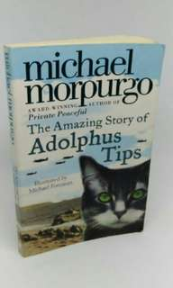 (Novel Import) The Amazing Story of Adolphus Tips-Michael Morpurgo