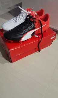 Puma evospeed 1.5 Lth FG soccer boots leather