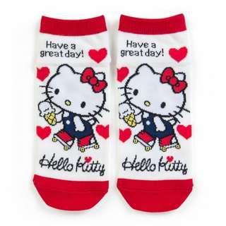 Hello Kitty 短襪