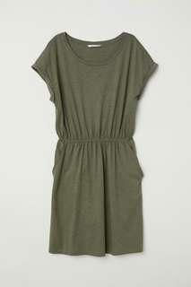 H&M Jersey Dress (XS)