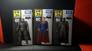 Tomica DC Comics Batman Vs Superman 蝙蝠俠 超人 全新日版正品