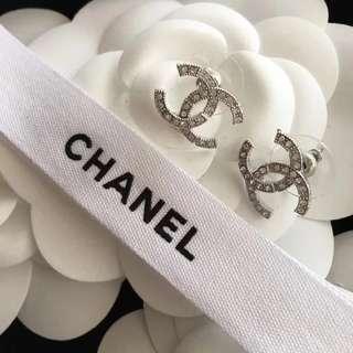 (BN) Chanel Earrings