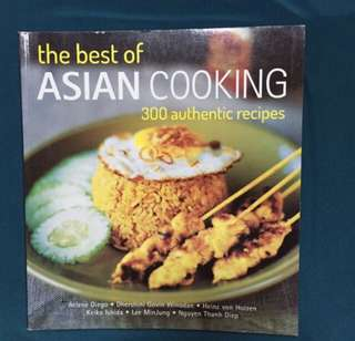 The Best Of AsiaN Cooking - recipe & cookbook
